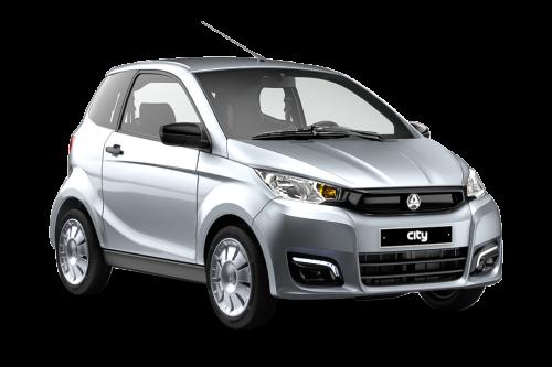 Führerscheinfreies AIXAM-Fahrzeug City Pack