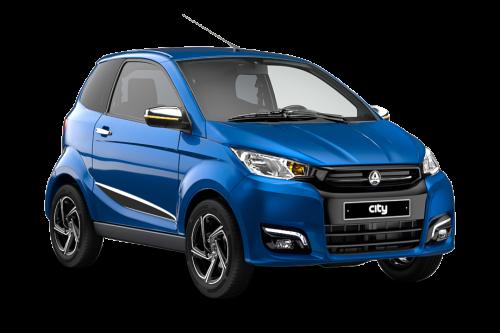 Führerscheinfreies AIXAM-Fahrzeug City Premium