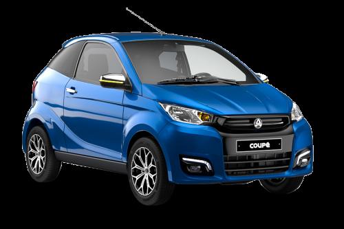 Führerscheinfreies AIXAM-Fahrzeug Coupé Premium