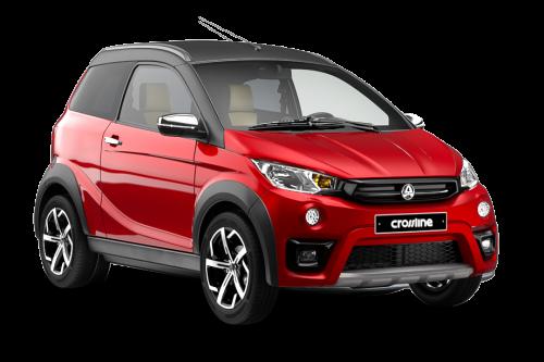 Führerscheinfreies AIXAM-Fahrzeug Crossline Premium 600