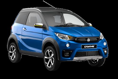Führerscheinfreies AIXAM-Fahrzeug Crossover Premium