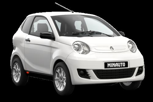 Führerscheinfreies AIXAM-Fahrzeug Minauto Access